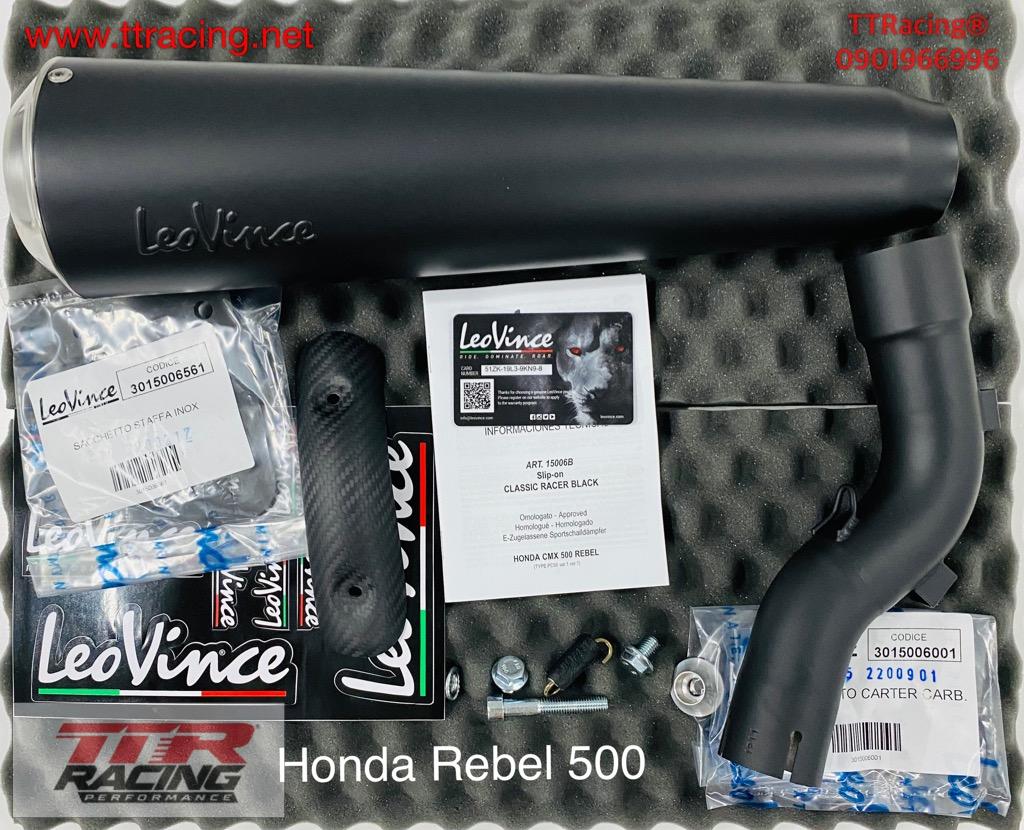 LEOVINCE HONDA REBEL 500