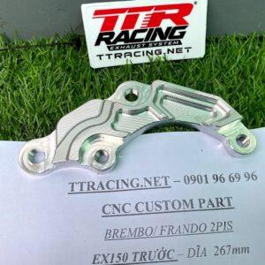 Pát heo CNC 3D Exciter 150